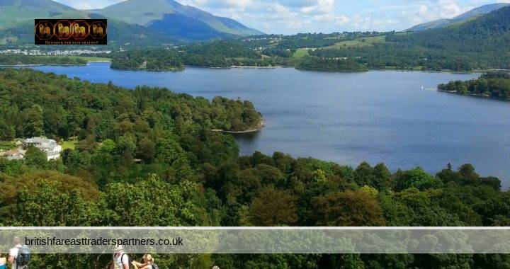 WELCOME TO THE LAKE DISTRICT, ONE OF BRITAIN'S BEST-LOVED OUTDOOR DESTINATIONS OF ALL TIME