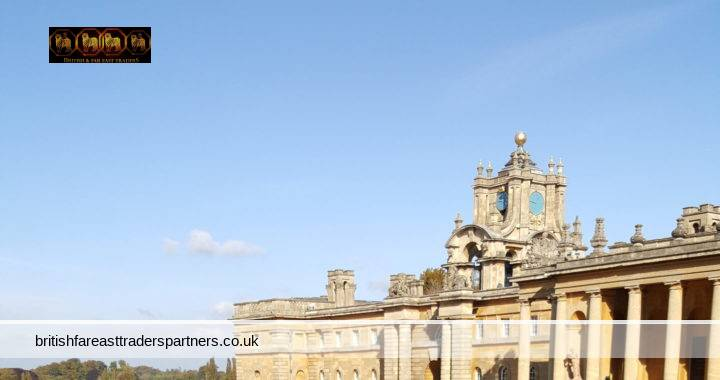 Welcome to Blenheim Palace: Home to the Dukes of Marlborough and Childhood & Ancestral Home to Sir Winston Churchill
