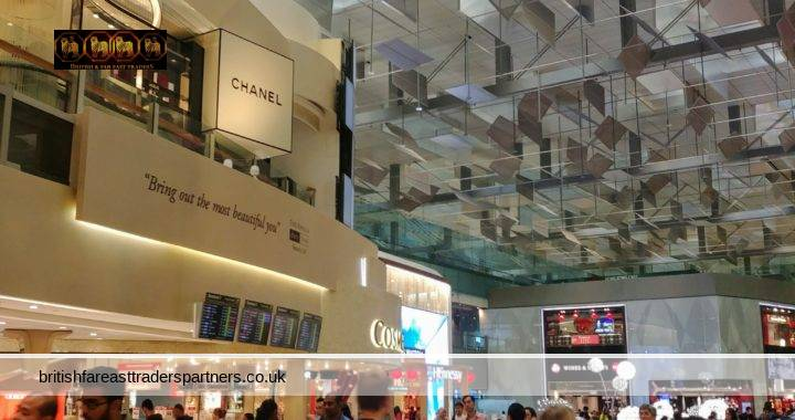 Voted The World's Best Airport: Changi Airport Singapore