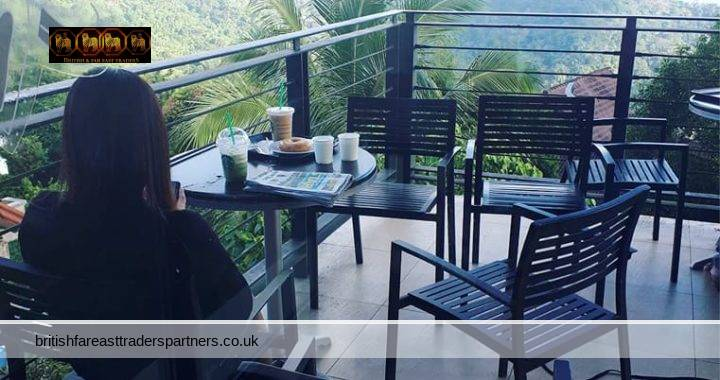 CHILLOUT IN TAGAYTAY, PHILIPPINES
