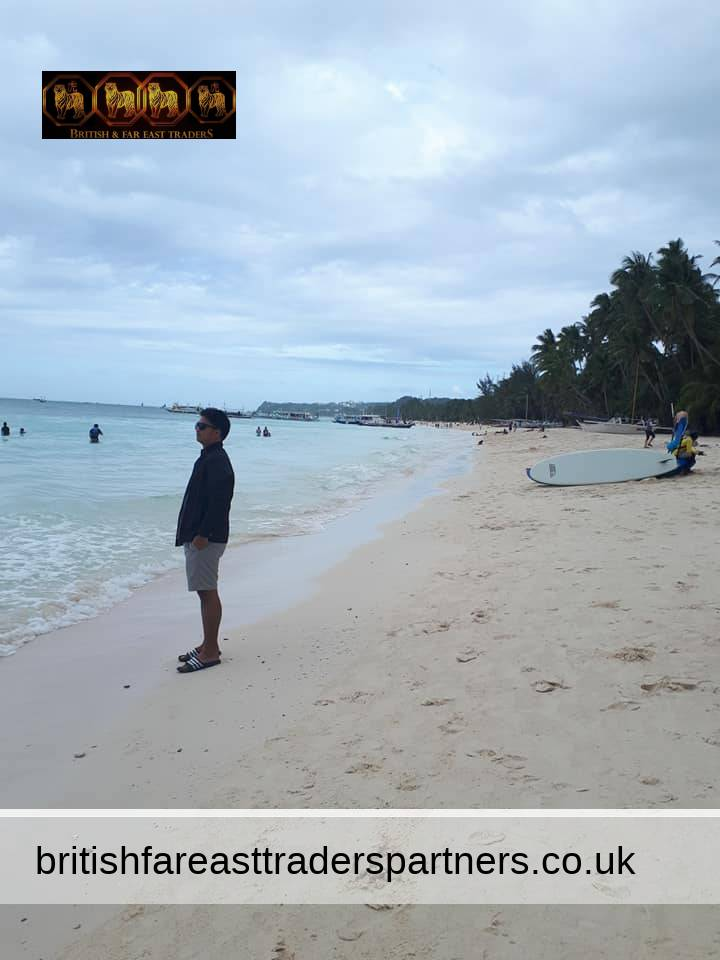 Beguiling Boracay Philippines, Welcome to Paradise!