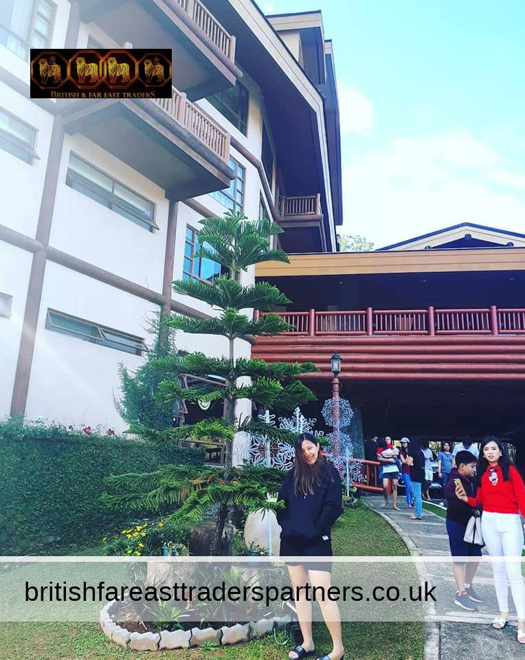 Forest Lodge is scenic and natury 🏡 Baguio is lovely as always 💚 Costant Travelling with Erica Marie!
