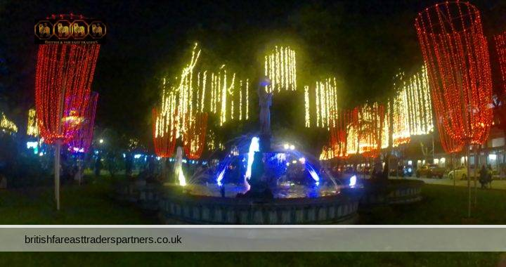 SOAK IN THE FESTIVE ATMOSPHERE WITH SOME OLD WORLD CHARM IN UNIVERSITY OF SANTO TOMAS, ESPANA, MANILA
