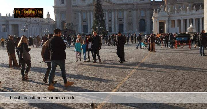 A DAY IN THE ETERNAL CITY OF ROME, ITALY