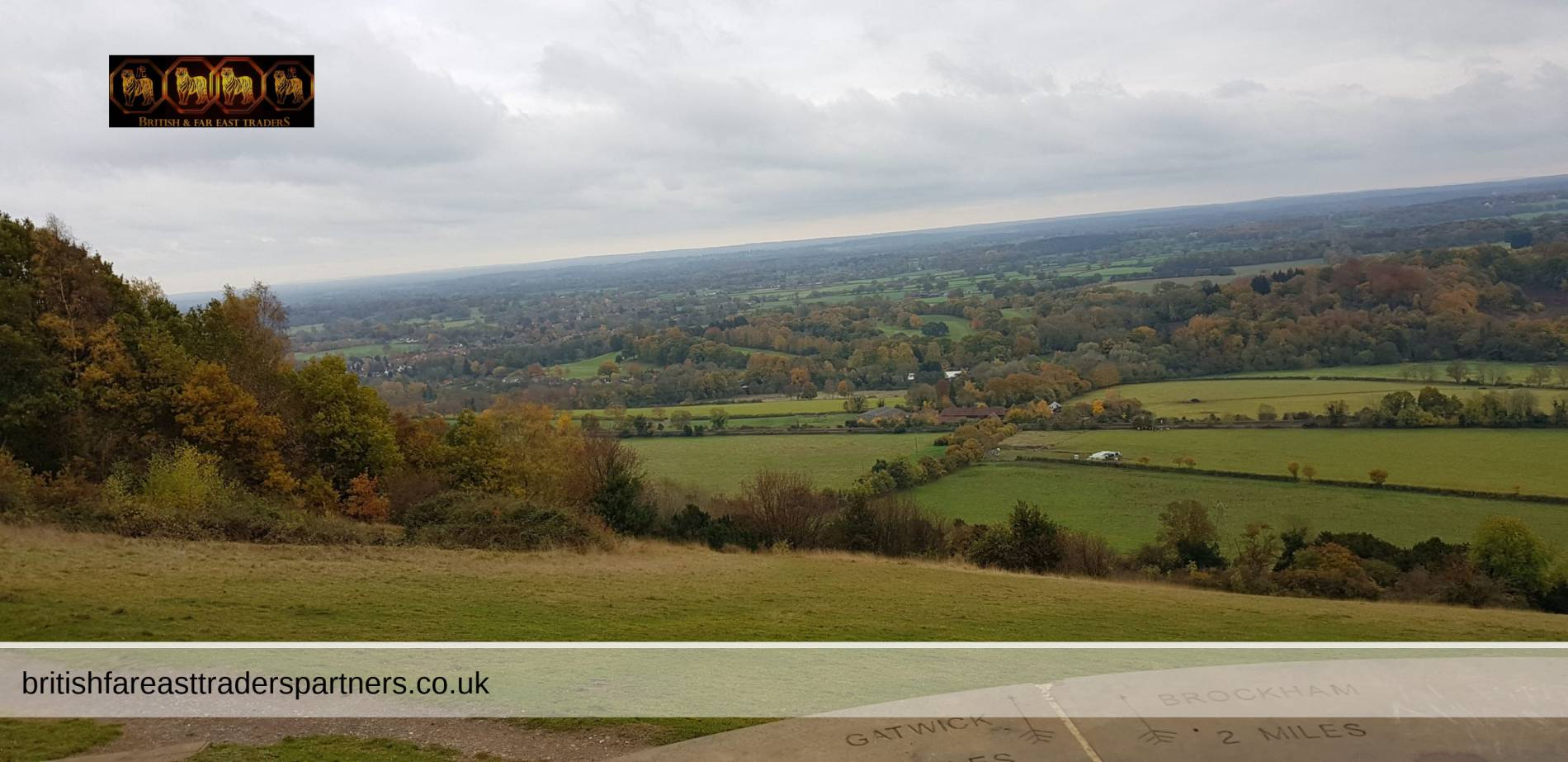 DAYS OUT IN ENGLAND: PICTURESQUE BOXHILL, SURREY, ENGLAND