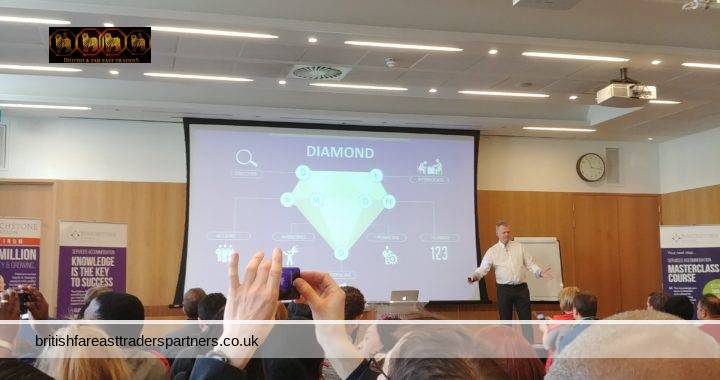 LONDON REAL ESTATE / PROPERTY CONFERENCE BY TOUCHSTONE EDUCATION UK