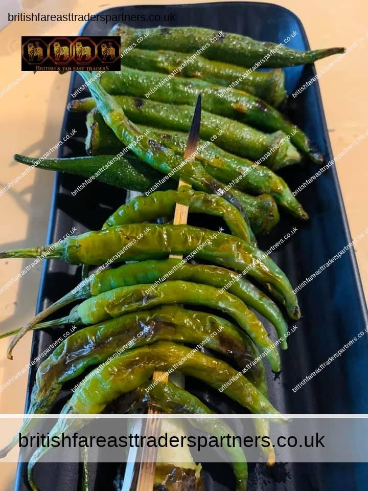 grilled chillies at kamayan sa kainyugan in bayombong nueva vizcaya