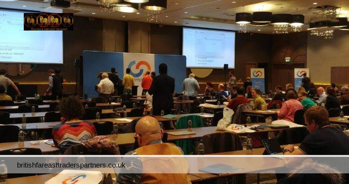 ATTENDING ANOTHER LONDON BUSINESS EVENT: ARMAND MORIN'S COMPLETE SEMINAR IN HILTON LONDON WEMBLEY