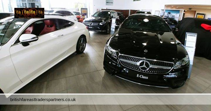 MERCEDES BENZ GATWICK UNITED KINGDOM: CLASS IS FOREVER!