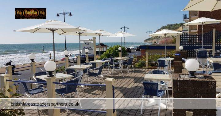 RELAX IN THE LAIDBACK ISLAND LIFESTYLE OF ISLE OF WIGHT UNITED KINGDOM
