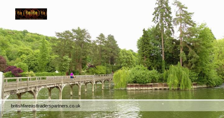 BEAUTIFUL & RELAXING ENGLISH RIVER WALKS: HENLEY-ON-THAMES, OXFORDSHIRE, ENGLAND