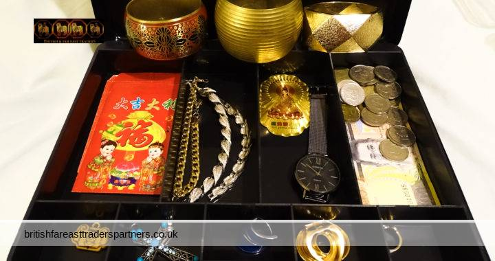 ORIENTAL LUCKY House Clearance JOB LOT Mixed Coins Bangles Rings Watch Bracelets VGC