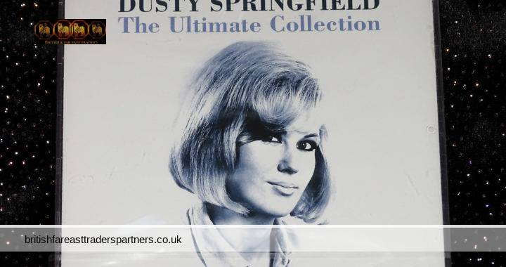 READER'S DIGEST Dusty Springfield – THE ULTIMATE COLLECTION 4 CDs New & Sealed 2006