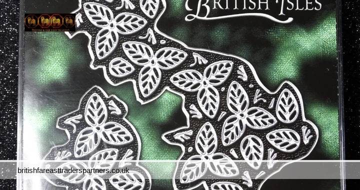 READER'S DIGEST MUSIC OF THE BRITISH ISLES 5 CDs Album 107 Tracks 2007 + Booklet