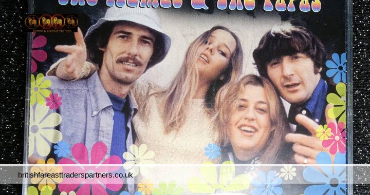 2009 READERS DIGEST The Very Best Of The Mamas And The Papas 3 CD Set + Booklet VGC