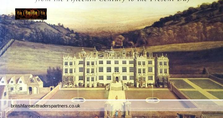 VINTAGE SOTHEBY'S LONDON The Artist and the Country House From the Fifteenth Century  To the Present Day An EXHIBITION to benefit The Prince of Wales's  Institute of Architecture  UK PAINTINGS COLLECTION A SPECIAL COLLECTIBLE CATALOGUE