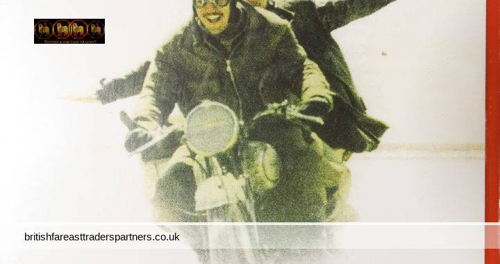 FILM 4 2004 The Motorcycle Diaries A Film by Walter Salles Based on the Journals of CHE GUEVARRA DVD