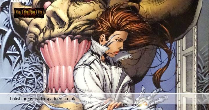 IMAGE COMICS USA WITCHBLADE TOP COW PRODUCTIONS MARCH 2001 VOLUME 1 ISSUE 46 FIRST PRINTING COVER ARTISTS: KEU CHA / D-TRON / STEVE FIRCHOW COMICS / COLLECTIBLES POP CULTURE / NOSTALGIA / HOBBIES / PASTIMES