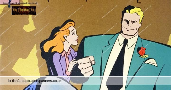 DC COMICS US MAY 1993 NUMBER 8 THE BATMAN ADVENTURES PUCKETT / PAROBECK / BURCHETT COMICS / COLLECTIBLES POP CULTURE / NOSTALGIA / HOBBIES / PASTIMES