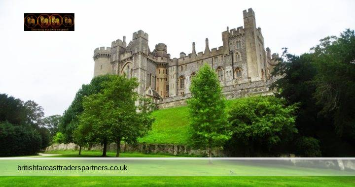 DAYS OUT IN UNITED KINGDOM: PLACES OF INTERESTin WEST SUSSEX, ENGLAND: A SERIES OF PHOTOGRAPHIC BLOG: ARUNDEL CASTLE GROUNDS & ARUNDEL CASTLE WATER GARDEN : A WORLD HERITAGE SITE : HERITAGE | ART | HISTORY | TOPOGRAPHY | TOURISM | TRAVEL | ARCHITECTURE | ARISTOCRACY | CULTURE