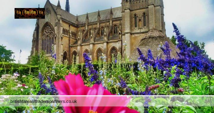 DAYS OUT IN UNITED KINGDOM: PLACES OF INTERESTin WEST SUSSEX, ENGLAND: A SERIES OF PHOTOGRAPHIC BLOG: ARUNDEL CASTLE GARDENS : A WORLD HERITAGE SITE : HERITAGE | ART | HISTORY | TOPOGRAPHY | TOURISM | TRAVEL | ARCHITECTURE | ARISTOCRACY | CULTURE