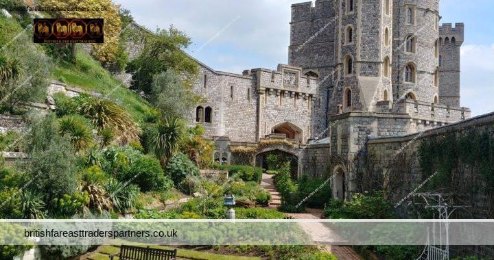 DAYS OUT IN ENGLAND: WINDSOR CASTLE & ETON, ENGLAND, UNITED KINGDOM