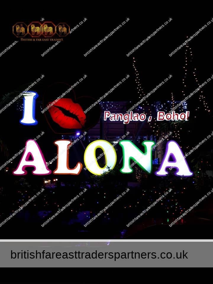 Alona Island, Bohol, Philippines
