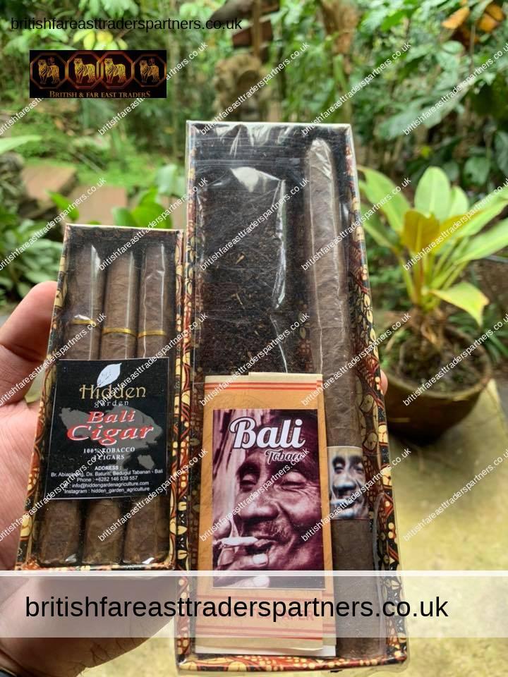 balinese cigar