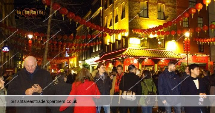 KUNG HEI FAT CHOI! A GLIMPSE INTO LONDON CHINESE NEW YEAR CELEBRATIONS: LONDON CHINATOWN & TRAFALGAR SQUARE