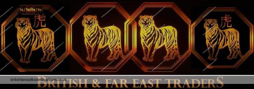 british & far east traders & partners corporate logo