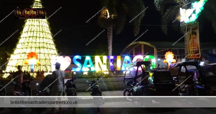 I LOVE SANTIAGO CITY, PHILIPPINES