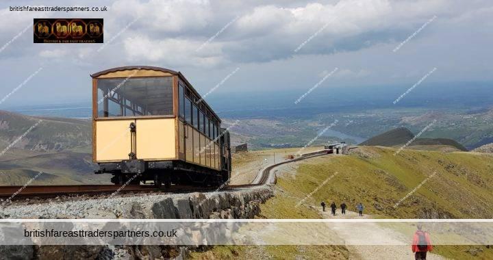 Mount Snowdon, Snowdonia, North Wales: One of Britain's 100 Favourite Walks!