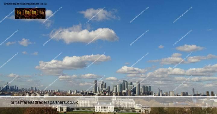 EXPLORING GREENWICH LONDON