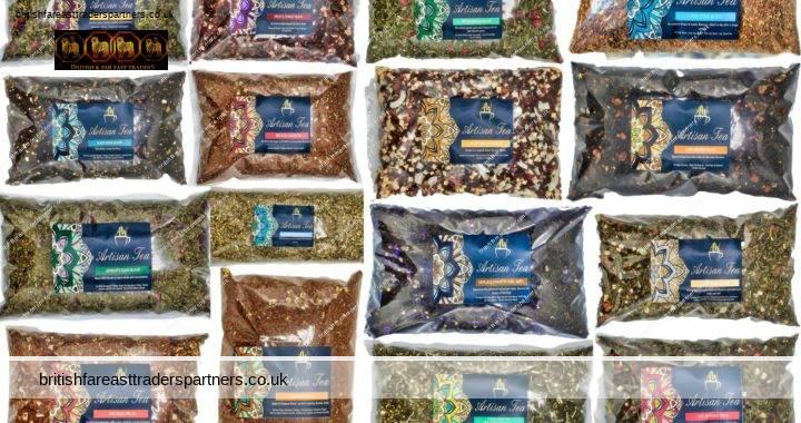 ARTISAN TEA  1 kg/ 1000g  TEA BLENDS | TEA INFUSIONS CALM | ZEN | MEDITATION | TEA PARTY VARIATIONS: DRUID'S FOREST BLEND | RED BUSH RELAX | GREEN DRAGON BLEND | MINDFULNESS MEDITATION | ON ANGELS WINGS | HIDDEN ISLANDS BLEND | MERLIN'S FAVOURITE EARL GREY | ETHERNAL ELIXIR | RED BUSH DIGESTIVE | SERENITY SOUK BLEND | FOUR KINGDOMS | YOGI SPICE BLEND | MID-SUMMER MAGIC | BLACK MAGIC BLEND | DARK BROWN MAGIC | ECO CLASSIC GREEN TEA WITH LEMON AND GINGER