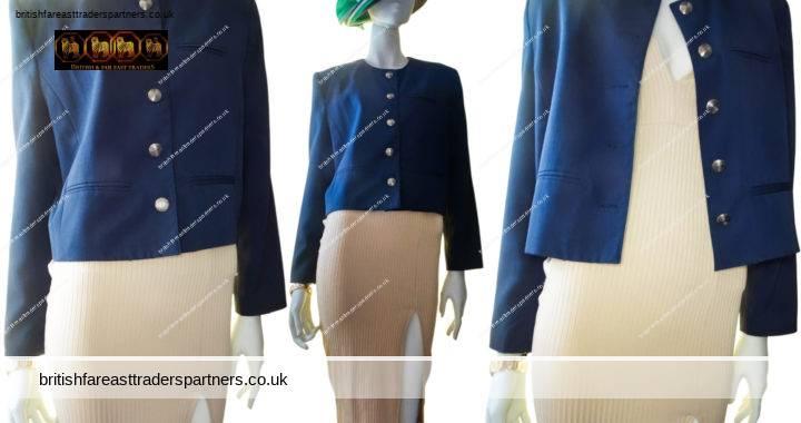 LADIES' WOMEN'S VINTAGE HAMELLS UK 14 TAILORED SUIT JACKET / BLAZER WORK | CASUAL | FORMAL | BUSINESS | CITY | ELEGANT | DESIGNER | POWER DRESSING | BOSS WOMAN | WEDDING