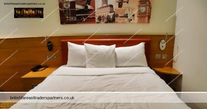Where to Stay in Luton, England , UK : Hampton by Hilton London Luton Airport | Address: 42-50 Kimpton Rd, Luton LU2 0NB